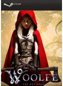 Cover zu Woolfe - The Red Hood Diaries