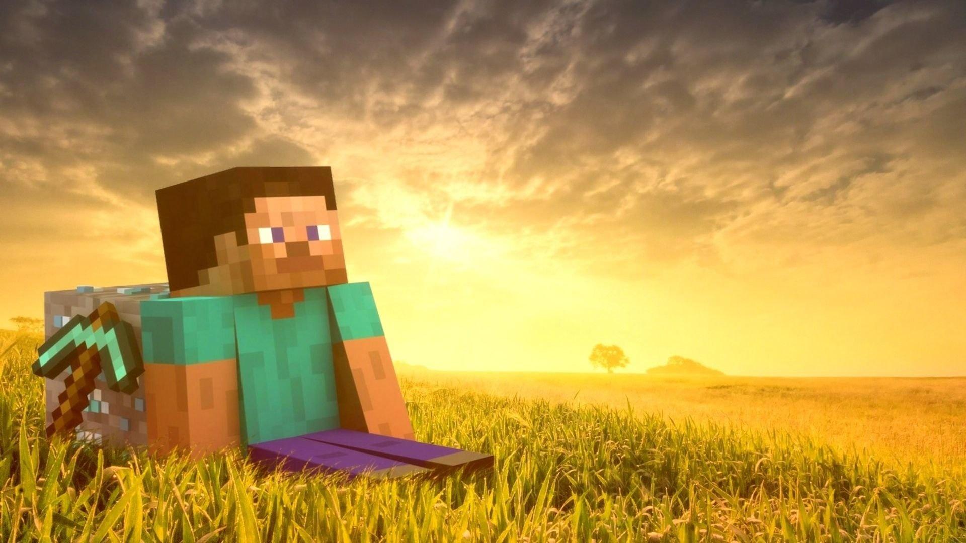 Jahre GameStar Die Zehn Wichtigsten Spiele Minecraft - Minecraft spiel spielen
