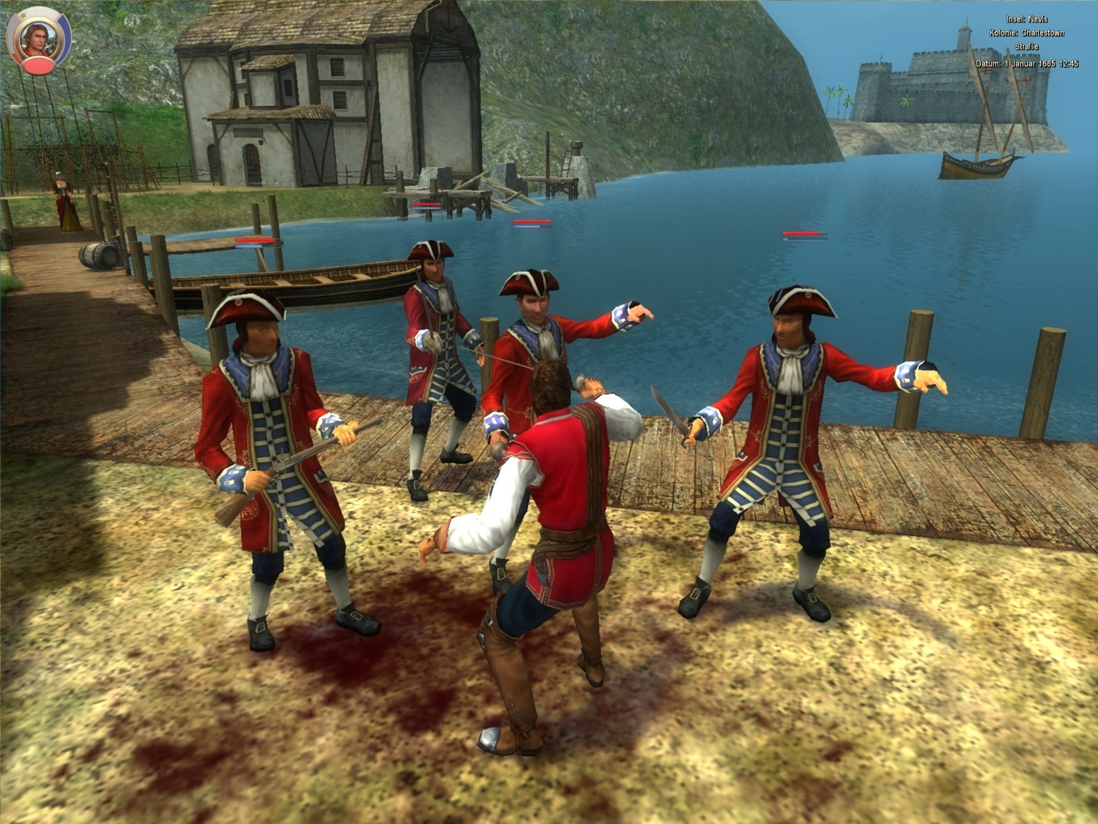 Piraten Rollenspiel
