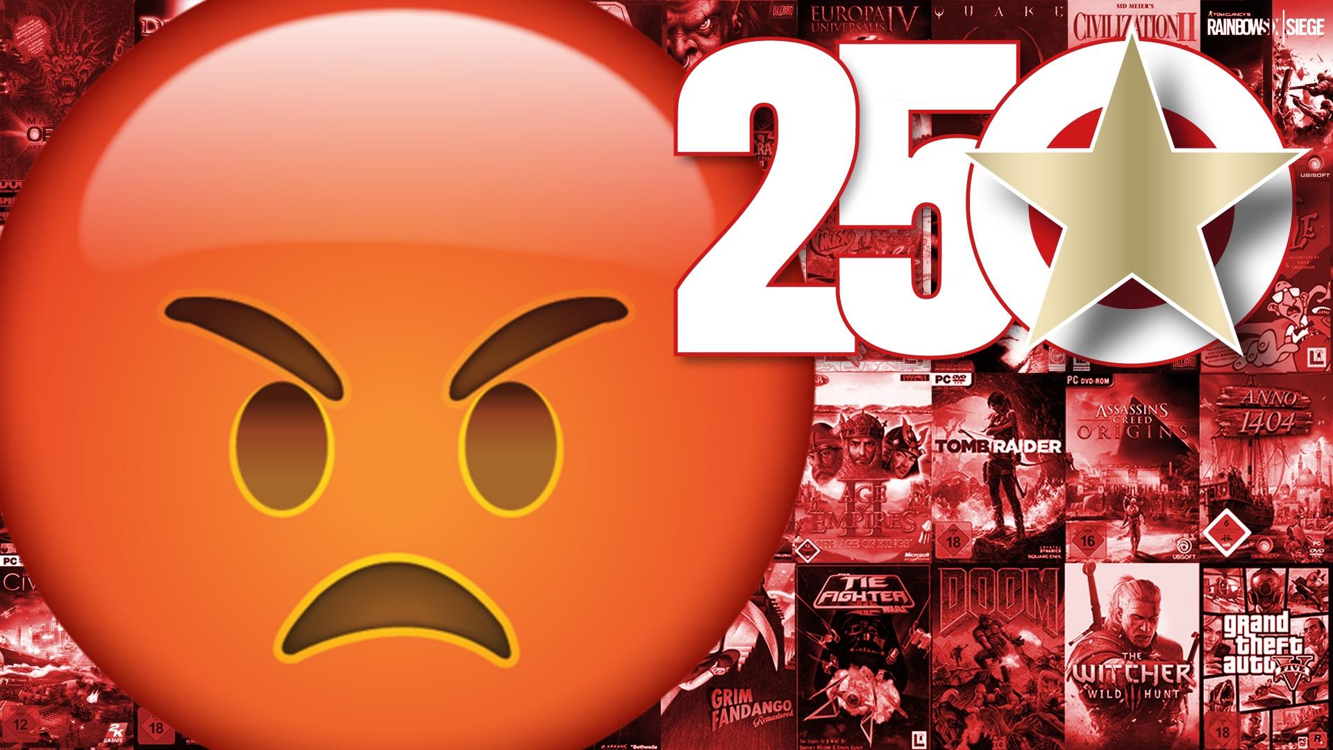 Gamestar 250 Beste Spiele