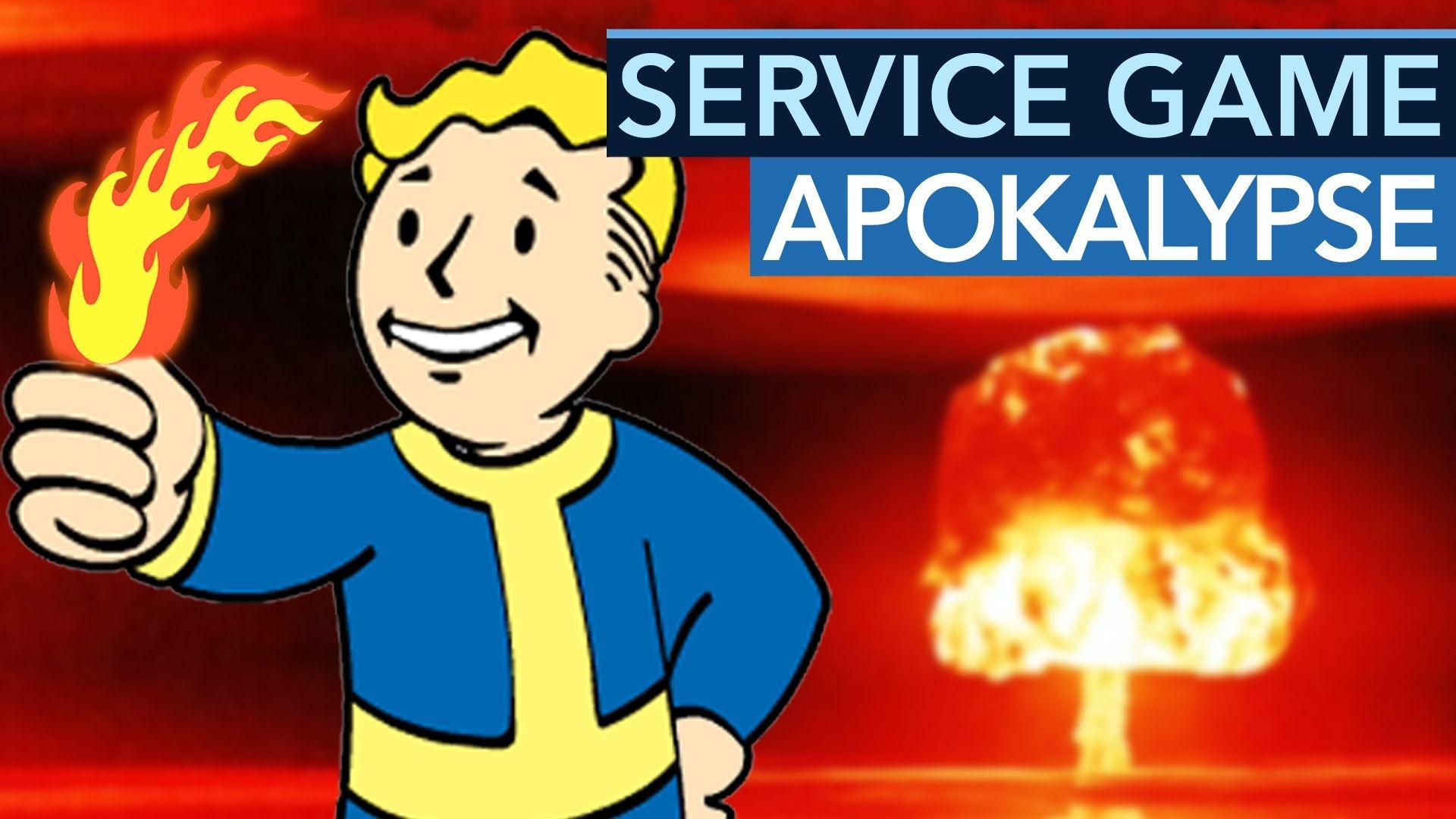 Die Service Game Apokalypse - Wie konnte das so schief laufen?