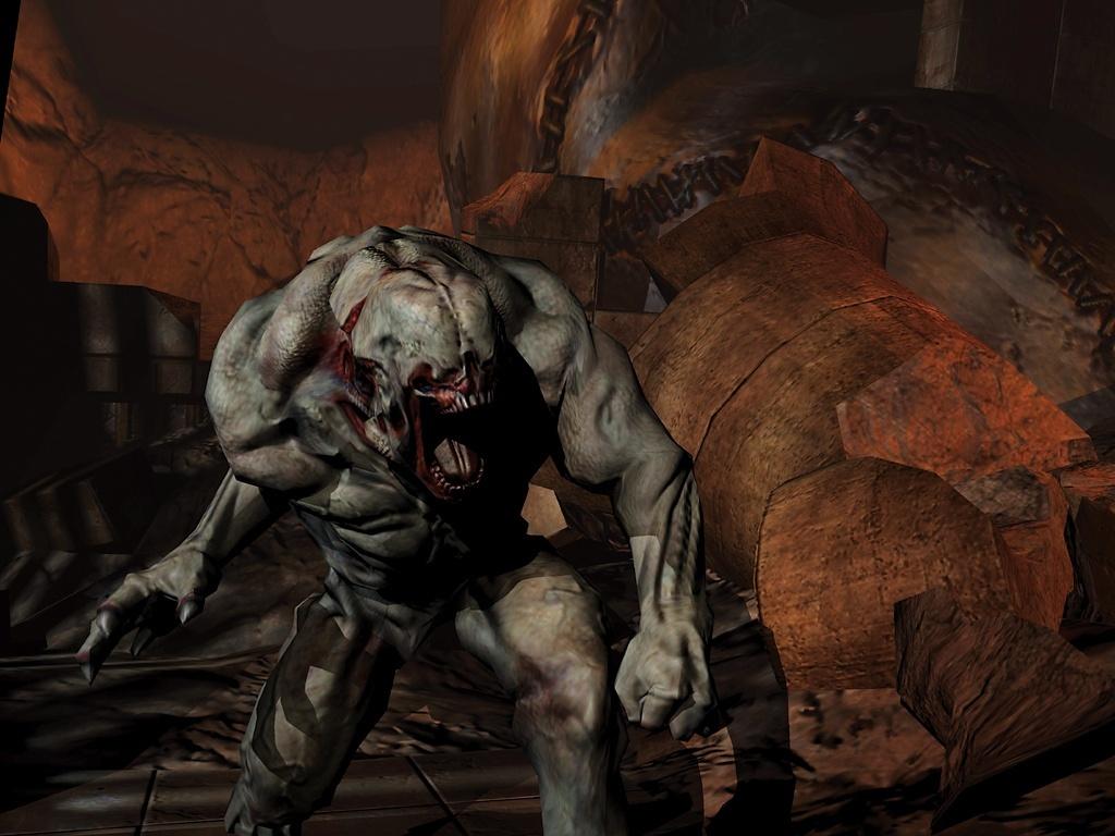 Doom 3 Nur Für Windows Xp Und 2000 Gamestar