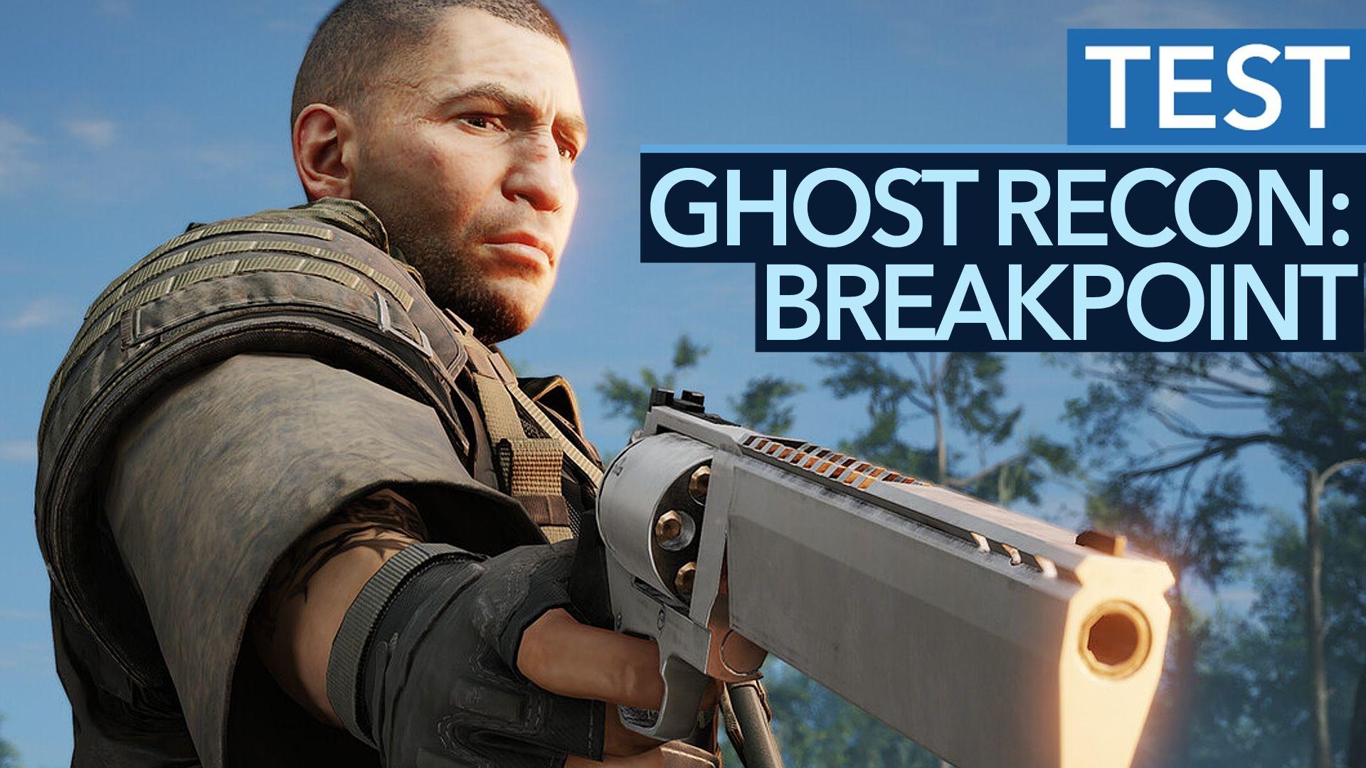 Ghost Recon: Breakpoint im Testvideo - Wenn ein Spiel die falschen Dinge will