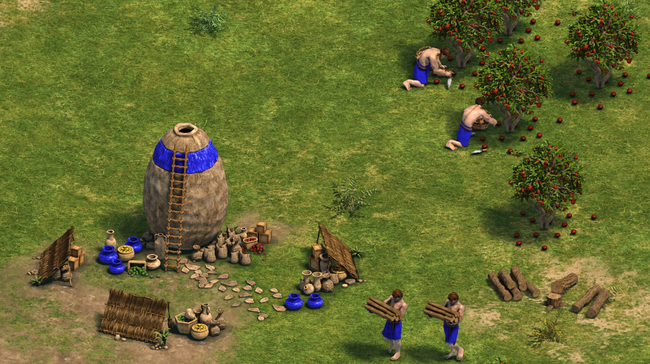 Age Of Empires 2 Definitive Edition Performance