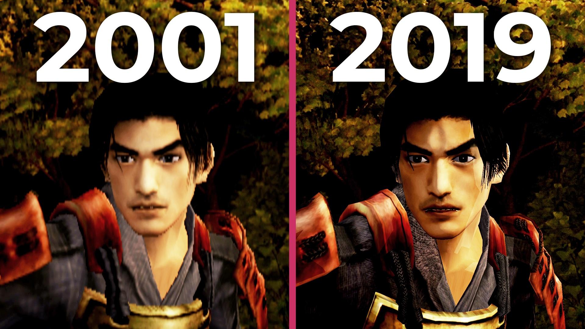 Onimusha: Warlords - Original (2001) gegen Remaster (2019) im Grafikvergleich