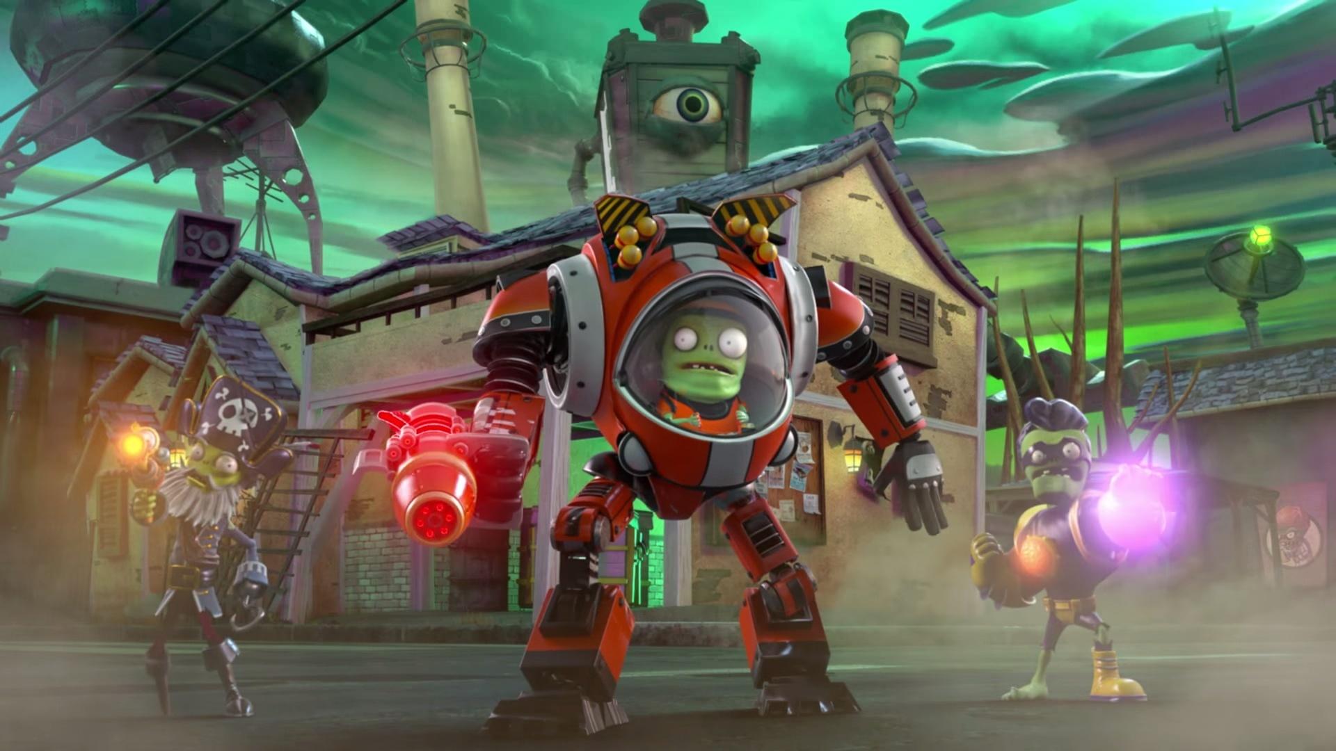 Plants Vs Zombies Garden Warfare 2 Neuer Dynamischer Hub Und Vorbestellerbonus Gamestar