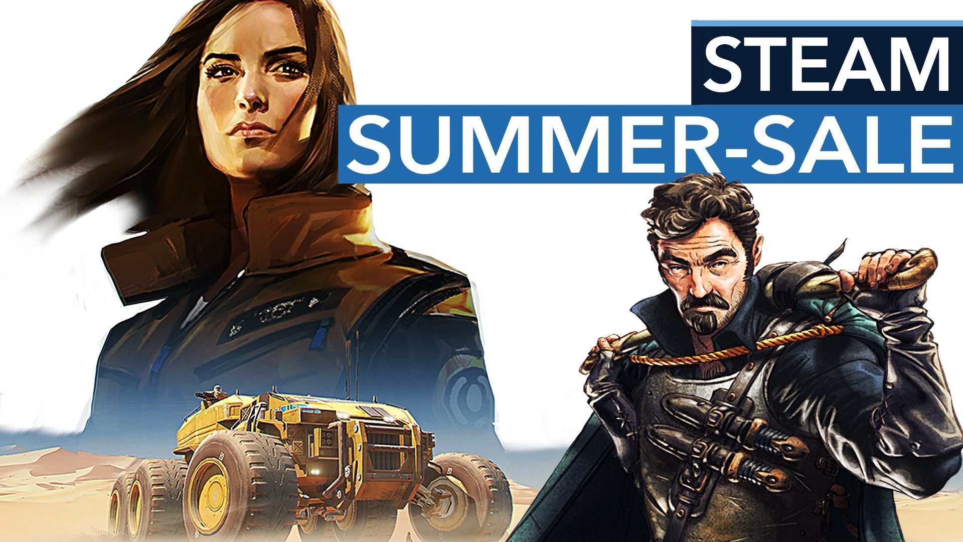 Steam Summer Sale - Die Tipps der Redaktion
