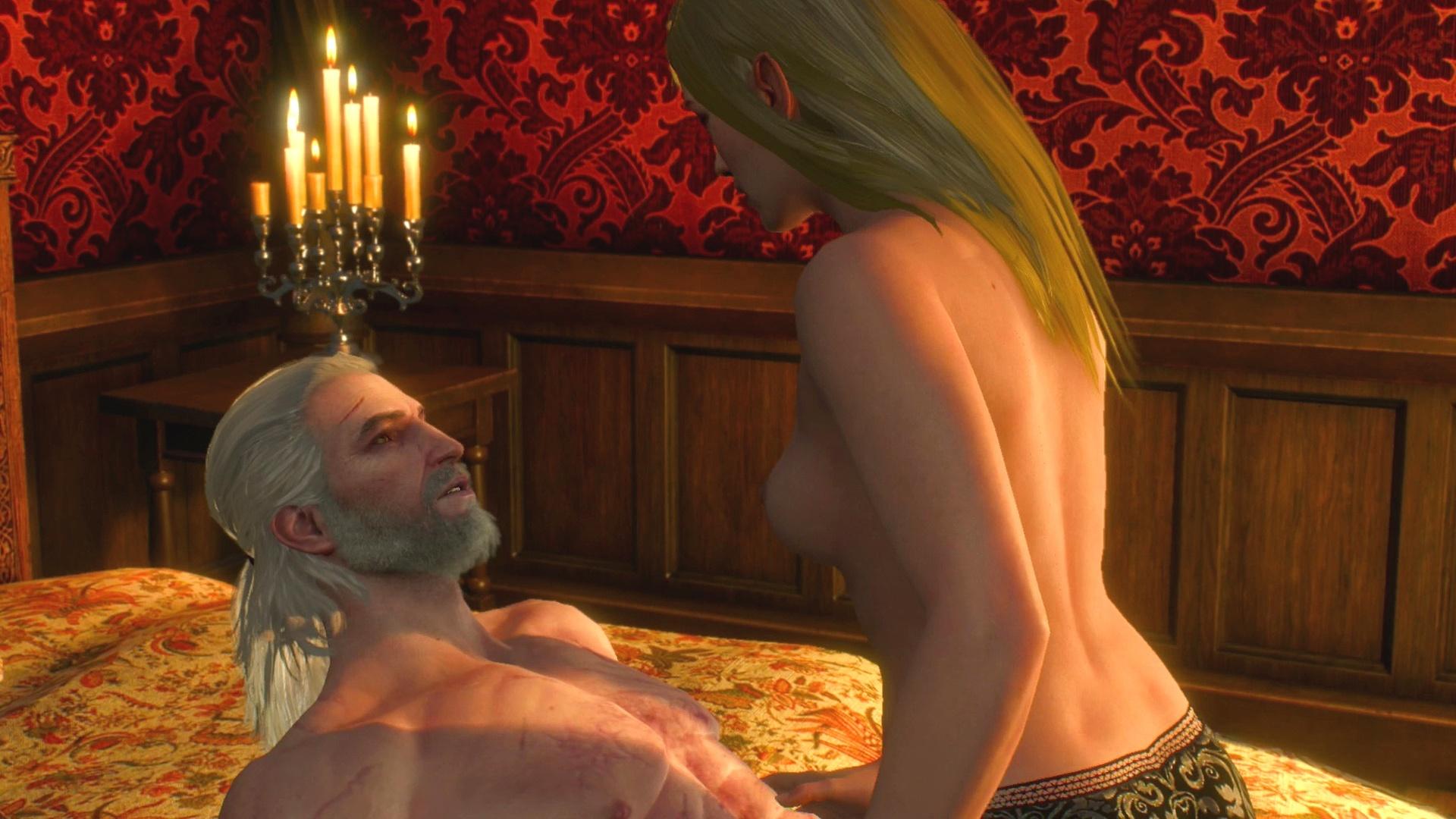 Unzensierte Videospiel-Sex