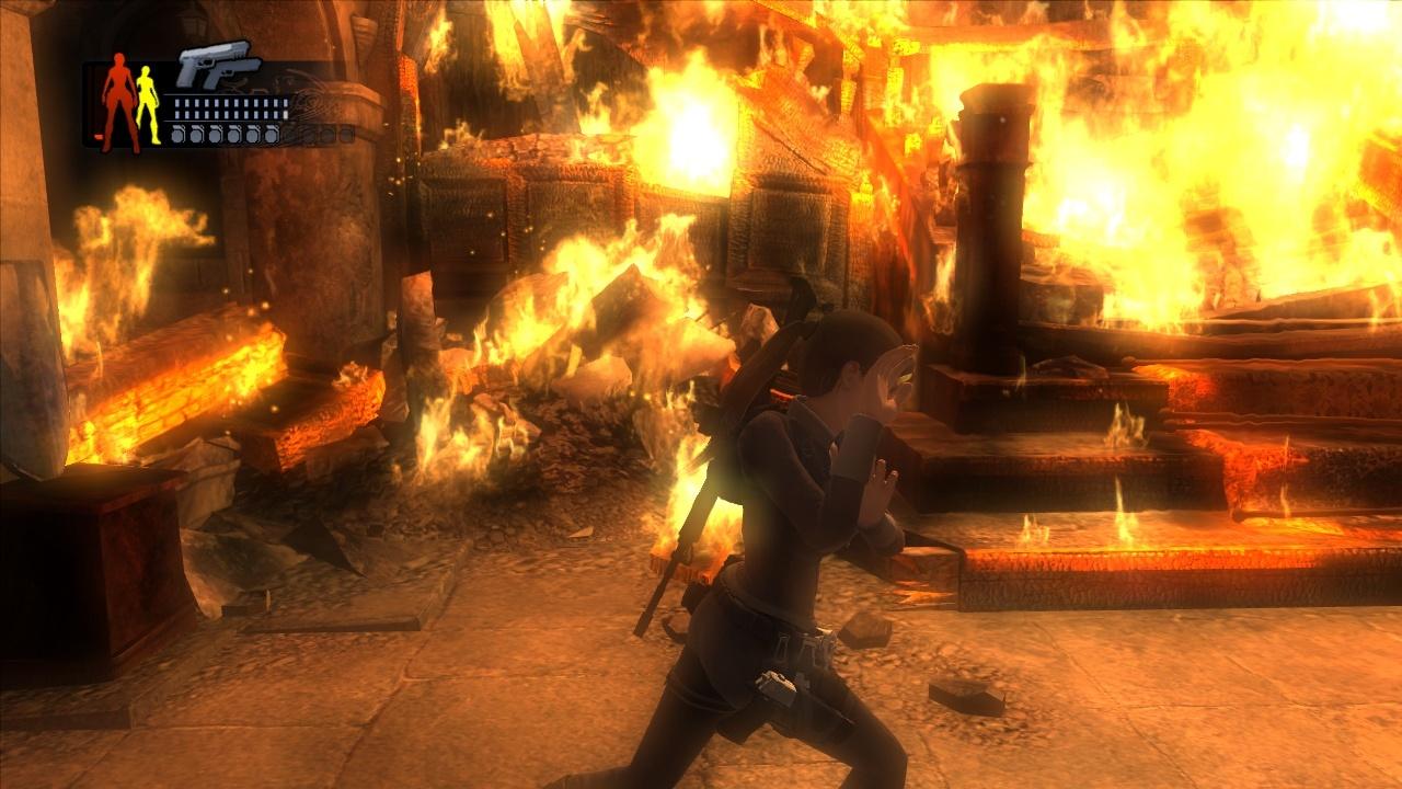 Tomb Raider: Underworld im Test - Emotionale Achterbahnfahrt mit Lara