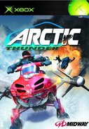 Cover zu Arctic Thunder - Xbox