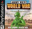 Cover zu Army Men: World War - PlayStation
