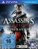 Cover zu Assassin's Creed 3: Liberation - PS Vita