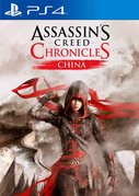Cover zu Assassin's Creed Chronicles: China - PlayStation 4