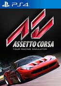 Cover zu Assetto Corsa - PlayStation 4