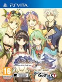 Cover zu Atelier Shallie Plus: Alchemists of the Dusk Sea - PS Vita