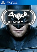 Cover zu Batman Arkham VR - PlayStation 4