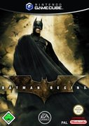 Cover zu Batman Begins - GameCube
