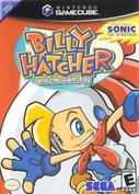 Cover zu Billy Hatcher and the Giant Egg - GameCube