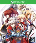 Cover zu BlazBlue: Chrono Phantasma EXTEND - Xbox One