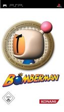 Cover zu Bomberman - PSP
