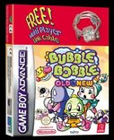 Cover zu Bubble Bobble Old & New - Game Boy Advance