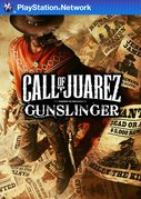 Cover zu Call of Juarez: Gunslinger - PlayStation Network