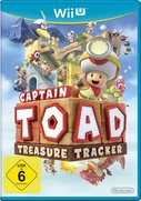 Cover zu Captain Toad: Treasure Tracker - Wii U