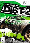 Cover zu Colin McRae: DiRT 2 - Wii