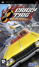 Cover zu Crazy Taxi: Fare Wars - PSP
