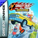 Cover zu Crazy Taxi: Catch a Ride - Game Boy Advance