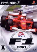 Cover zu F1 2001 - PlayStation 2
