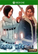 Cover zu Fear Effect Sedna - Xbox One