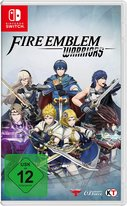 Cover zu Fire Emblem Warriors - Nintendo Switch