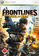Cover zu Frontlines: Fuel of War - Xbox 360