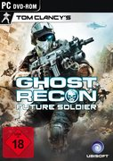 Cover zu Ghost Recon: Future Soldier - PlayStation 3