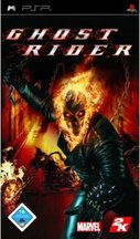 Cover zu Ghost Rider - PSP