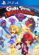 Cover zu Giana Sisters: Twisted Dreams Director's Cut - PlayStation 4