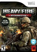 Cover zu Heavy Fire: Afghanistan - Wii