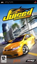 Cover zu Juiced: Eliminator - PSP