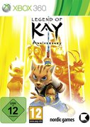 Cover zu Legend of Kay Anniversary - Xbox 360