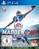 Cover zu Madden NFL 16 - PlayStation 4