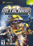 Cover zu Metal Arms: Glitch in the System - Xbox