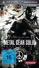Cover zu Metal Gear Solid: Peace Walker - PSP