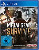 Cover zu Metal Gear Survive - PlayStation 4