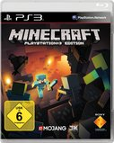 Cover zu Minecraft - PlayStation 3