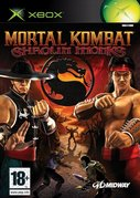 Cover zu Mortal Kombat: Shaolin Monks - Xbox