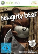 Cover zu Naughty Bear - Xbox 360
