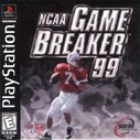 Cover zu NCAA GameBreaker 99 - PlayStation