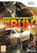 Cover zu Need for Speed: The Run - Wii