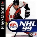 Cover zu NHL 99 - PlayStation